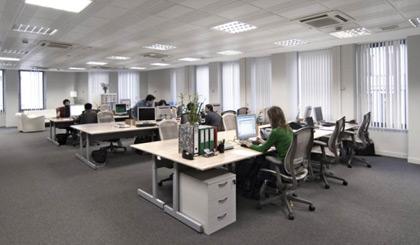 Trabajo de mercado y trabajo de templo ministerios t e for Areas de una oficina